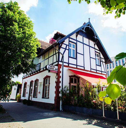 Ресторан PARIS-MOSKAU в Берлине