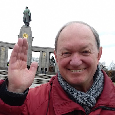 C Александром по Берлину