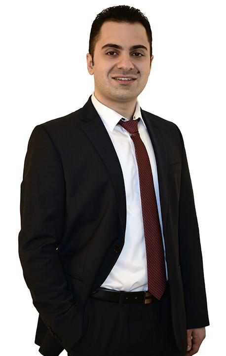 Адвокат Григор Эксузян / Grigor Eksuzian