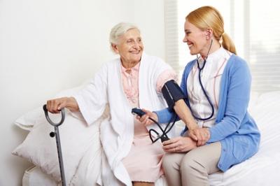 Служба по уходу за престарелыми людьми - Lotus Krankenpflege GmbH