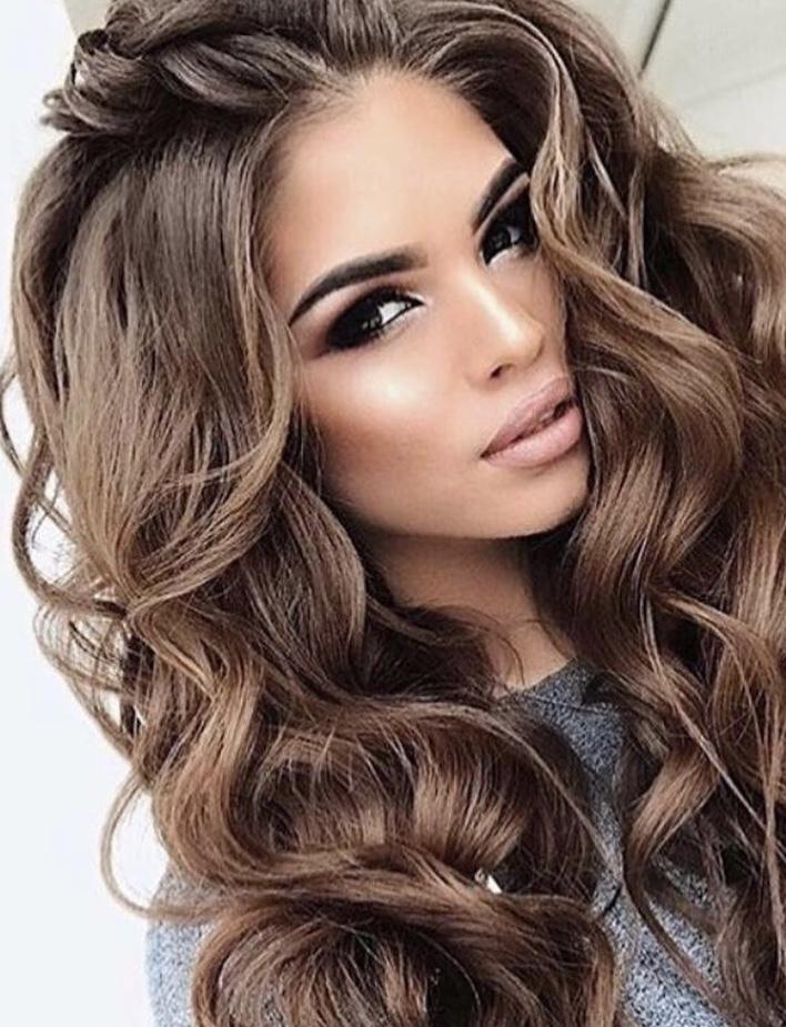 уже вид красивый цвет волос фото с названием цвета все