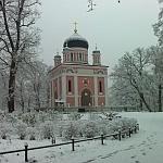 Russisch-orthodoxe Kirche des Hl. Al. Newskij