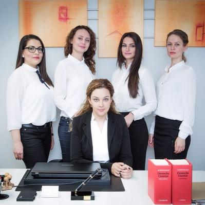 Адвокатская канцелярия Юлии Овчинской