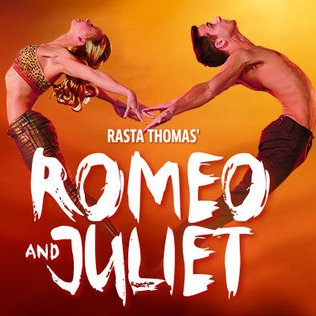 Шоу «Ромео и Джульетта» в Эссене
