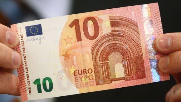 «Евро-червонец» стал другим