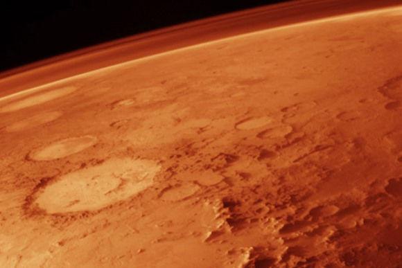 Кто полетит на Марс? Денис Невиак из Потсдама – точно...