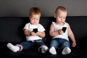 Смартфоны опасны для детей