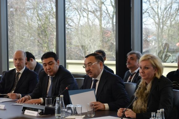 Казахстан: на пути в будущее