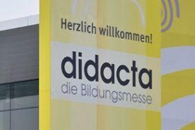 Ярмарка Didacta открылась в Штутгарте