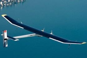 Кругосветный перелет на солнечных батареях