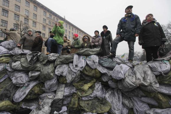 Россия отозвала войска с учений вблизи украинской границы