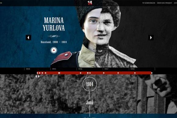 14 – Дневники Первой мировой войны