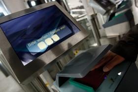 В аэропорту Дюссельдорфа ввели Easy-pass