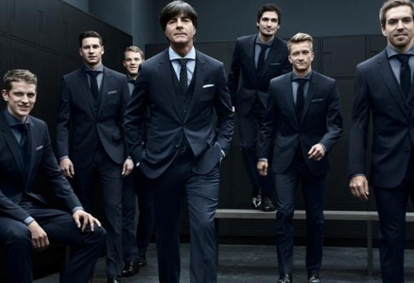 Hugo Boss - дизайнер сборной Германии по футболу