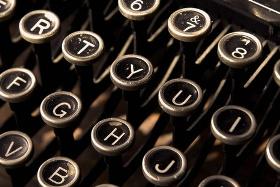 Германия: мода на пишущие машинки