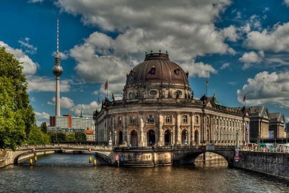 Берлин: город на 15 островах
