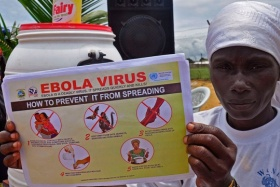 Первые 1.500 доз экспериментальной вакцины против Эболы