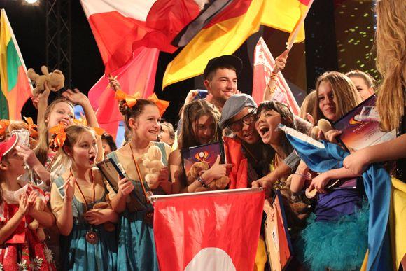 Финал конкурса молодых исполнителей