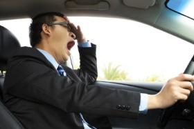 Бессонница  - причина смерти в автокатастрофах