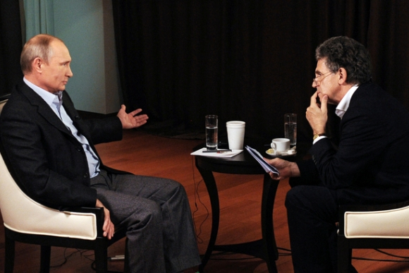 ARD: интервью Путина о ситуации в Украине
