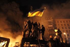 «Дневники Майдана» в  Maxim Gorki Theater