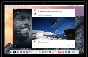 Новый мессенджер от создателя Skype