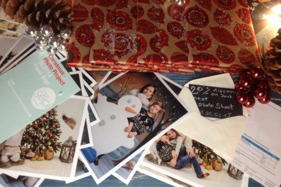 Семейный фото-проект продолжается