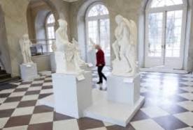 В Берлине отреставрирован дворец Фридриха Великого