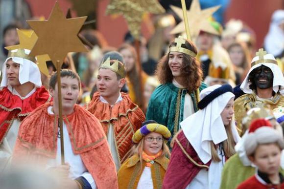 Что празднуют в Европе 6-7 января?