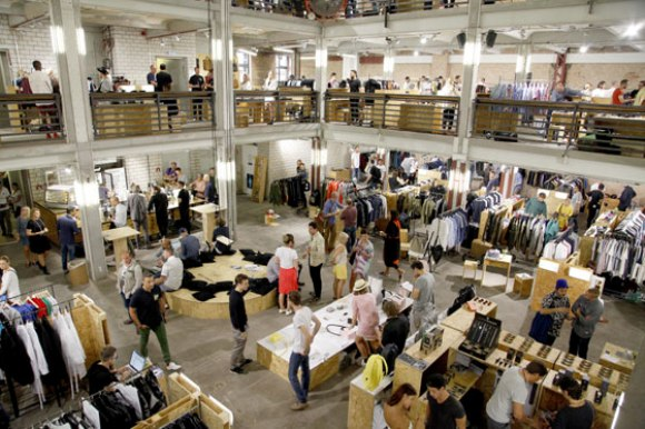 Berlin Fashion Week: гуманная мода
