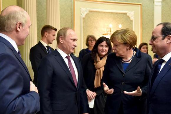 Минский саммит завершен: перемирие в Донбассе с 15 февраля
