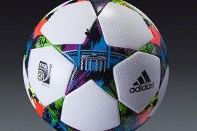 Официальный мяч Лиги чемпионов: Бранденбургские ворота и медведи