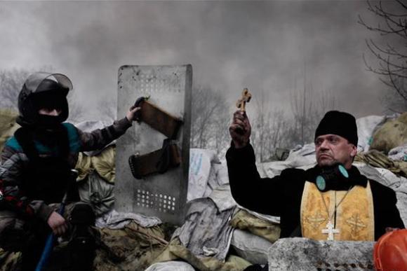 World Press Photo Award: лучшие снимки