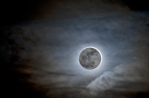 20 марта: солнечное затмение