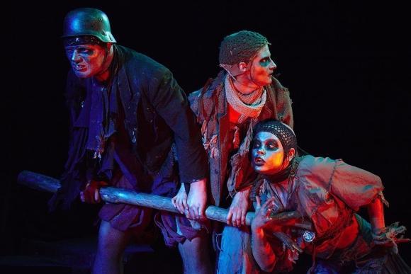 Театр «У Моста» в Берлине, день второй