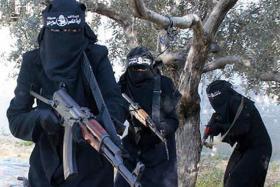 9 немецких школьниц присоединились к ИГ