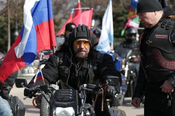 Власти запретили мотопробег «Ночных волков» по Берлину 9 мая