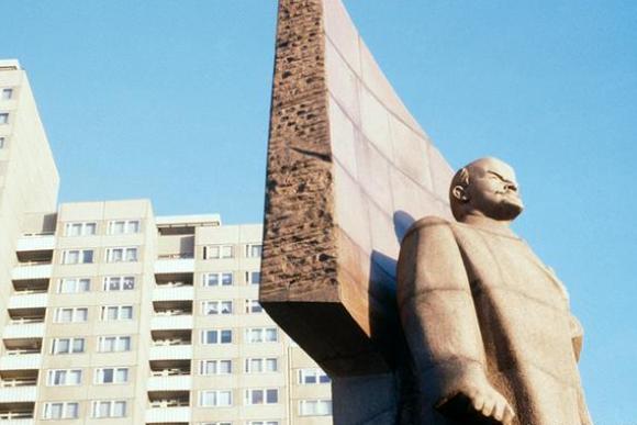 Где зарыта голова Ленина?