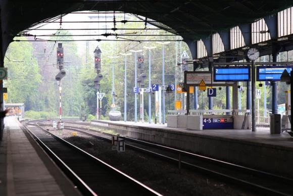 Всеобщая забастовка железнодорожников