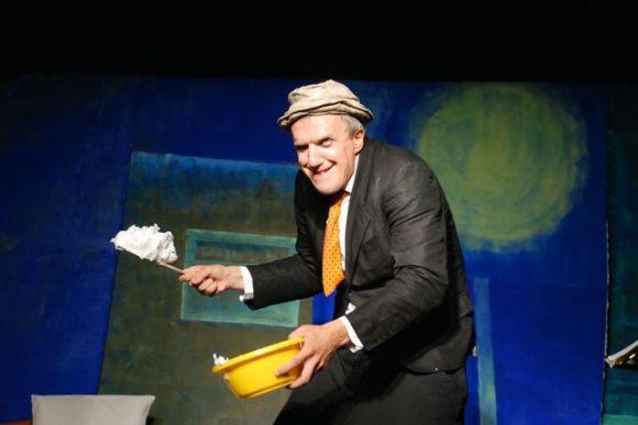 Спектакль «Bon Voyage!» в ACUDtheater