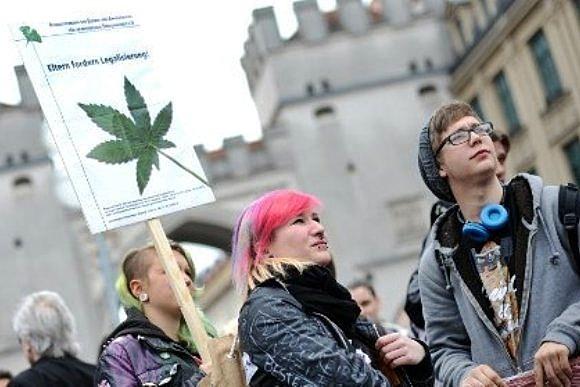 Зеленые и консерваторы планируют заработать на «травке»