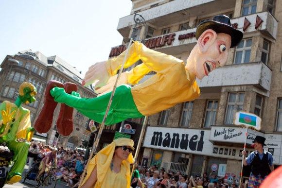 Карнавал Культур в Берлине: 22 – 25 мая