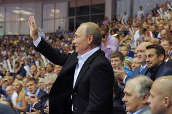 «Путинизм» - новая книга о России Вальтера Лакёра