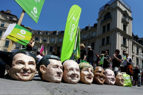 G7: ситуация в Украине и санкции против РФ