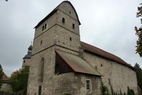 1200 лет старейшему храму Тюрингии