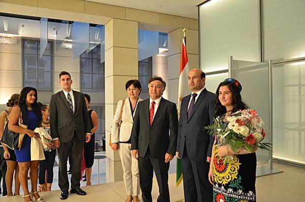 Таджикистан: 24-ый год Независимости