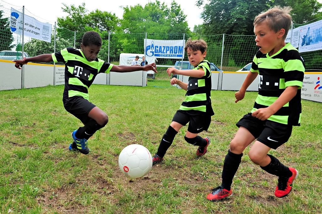 Германо-Российский Фестиваль 2016: спорт, который стирает границы
