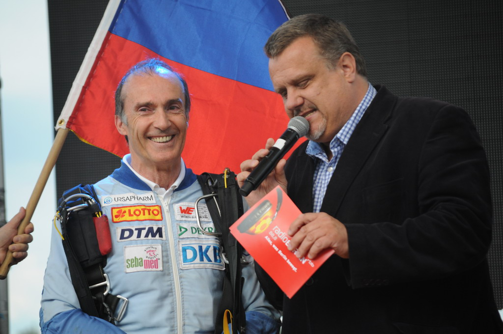 Первый день Германо-Российского фестиваля DRF 2016
