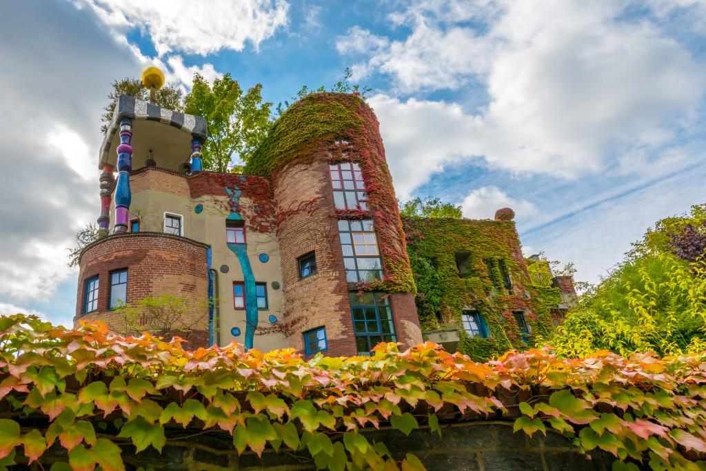 Германия в октября: путеводитель по осени