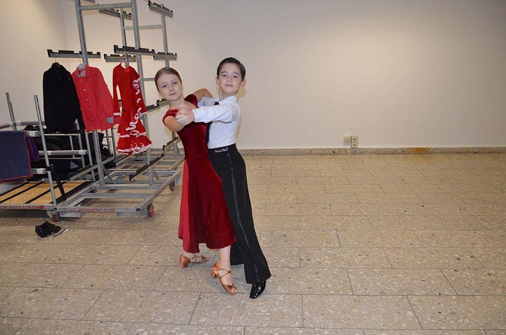Евгений Папунаишвили: «Танец - моя жизнь»